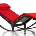 """""""Chaise longue a dondolo"""" - Poggi - Albini - '56"""