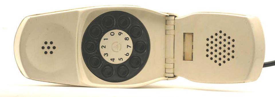 """""""Grillo"""" - Siemens - Sapper e Zanuso - '66"""