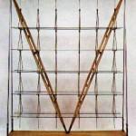 Libreria in tensistruttura - '39 - Franco Albini