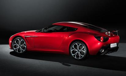 Aston Martin V12 - Zagato