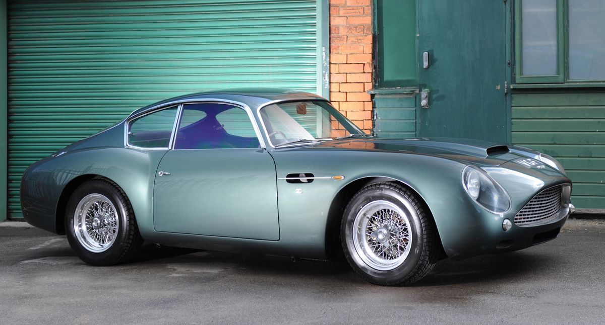 Aston Martin DB4  - Zagato