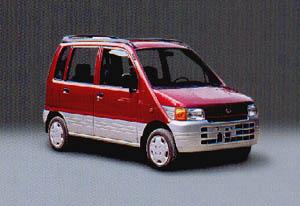 Daihatsu Move - Idea Institute