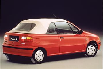 Fiat Punto Cabrio - Bertone