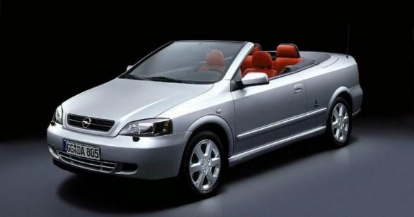 Opel Astra Cabriolet - Bertone