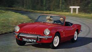 Triumph Spitfire mk III